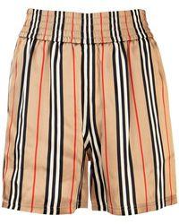 Burberry Marsett Shorts - Multicolor