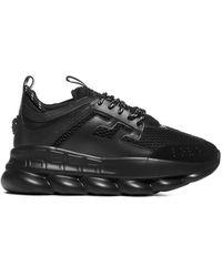 Versace Chunky Runners - Black