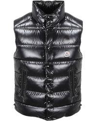 Moncler Tibb Padded Vest - Black
