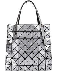 Bao Bao Issey Miyake Prism Paneled Tote Bag - Metallic
