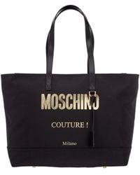 Moschino Women's Shoulder Bag - Black