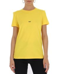 Helmut Lang - Taxi Short-sleeve Graphic Tee - Lyst
