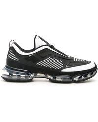 Prada Cloudburst Sneakers - Black