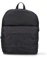 Ferragamo 1927 Backpack - Black