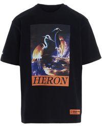 Heron Preston Times T-shirt - Black