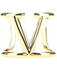 Valentino Vlogo Cuff - Metallic
