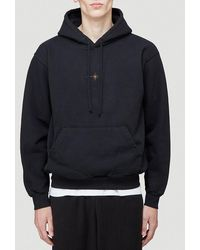 EDEN power corp Shining Star Embroidered Hoodie - Black