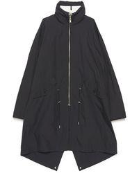 Helmut Lang Reversible Parka Coat - Black