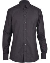 Dolce & Gabbana Classic Shirt - Black