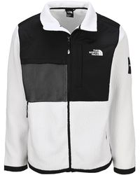 The North Face Denali Panelled Jacket - Black