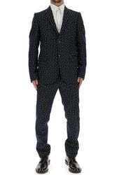 Gucci Tailored Two-piece Suit - Blue