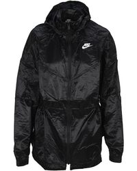 Nike Sportswear Windrunner Hooded Jacket - Black