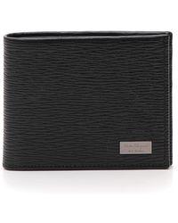 Ferragamo - Logo Bi-fold Wallet - Lyst