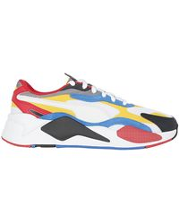 PUMA Rs-x Puzzle Trainers - Blue