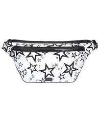 Dolce & Gabbana Star Printed Belt Bag - Black