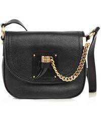 MICHAEL Michael Kors - James Md Saddle Bag Tracolla Patta - Lyst