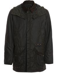 Barbour Supa Beaufort Jacket - Green