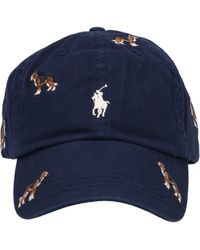 Polo Ralph Lauren Baseball Cap - Blue
