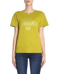 Alberta Ferretti T-shirt - Green