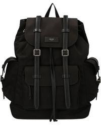 Jimmy Choo Filmore Backpack - Black