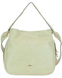 728e2dbe88 Hogan Print Hobo Bag in Blue - Lyst