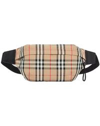 Burberry Vintage Check Medium Bum Bag - Multicolour