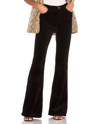 J Brand Cotton Jeans - Black