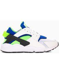 Nike Air Huarache Sneakers - Blue
