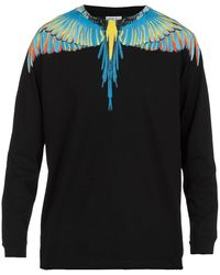 Marcelo Burlon Sweaters Black