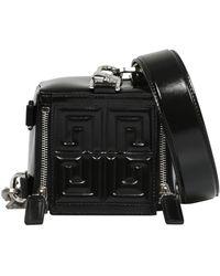 Givenchy Pandora Cube Mini Crossbody Bag - Black