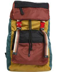 Marni - Nylon Buckle Zip Backpack - Lyst