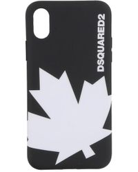 DSquared² - Maple Leaf Iphone 6/7 Plus Cover - Lyst