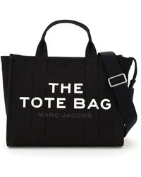 Marc Jacobs The Small Traveller Tote Bag - Black