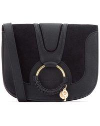 See By Chloé - Hana Medium Crossbody Bag - Lyst