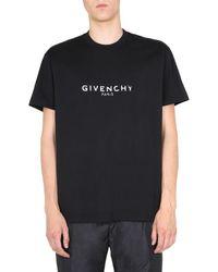 Givenchy Vintage Oversized T-shirt - Black