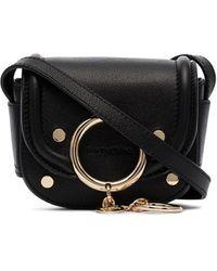 See By Chloé Mara Mini Crossbody Bag - Black