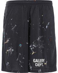 "GALLERY DEPT. ""studio Gym"" Shorts - Black"