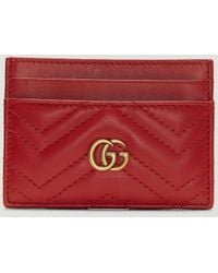 Gucci Female Red 100% Leather