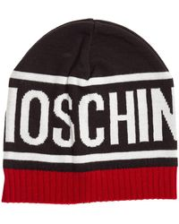 Moschino Women's Beanie Hat - Black