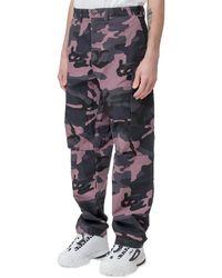 Vans Depot Camouflage Print Cargo Pants - Multicolor
