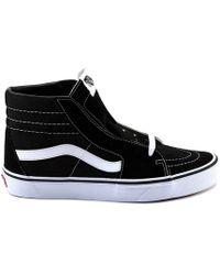 Vans Sk8-hi Reissue High-top Sneakers - Black