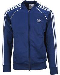 adidas Originals Adicolor Classic Track Jacket - Blue