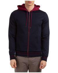 Michael Kors Hooded Zipped Jacket - Black