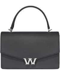 Alexander Wang W Legacy Shoulder Bag - Black
