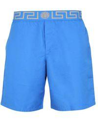 Versace Boxer Swimsuit - Blue