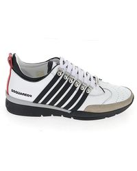 DSquared² 251 Low-top Trainers - Multicolour