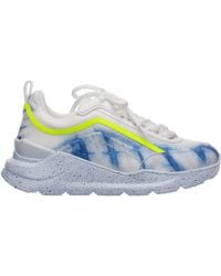 MSGM Z Running Trainer Trainers - Blue