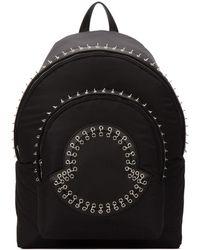 Moncler Genius Moncler X Noir Kei Ninomiya Embellished Backpack - Black