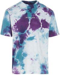 Mauna Kea Tie Dye T-shirt - Blue