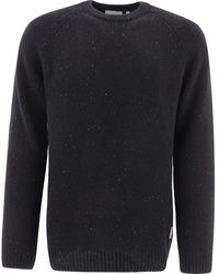 "Carhartt WIP ""anglistic"" Wool Sweater - Black"